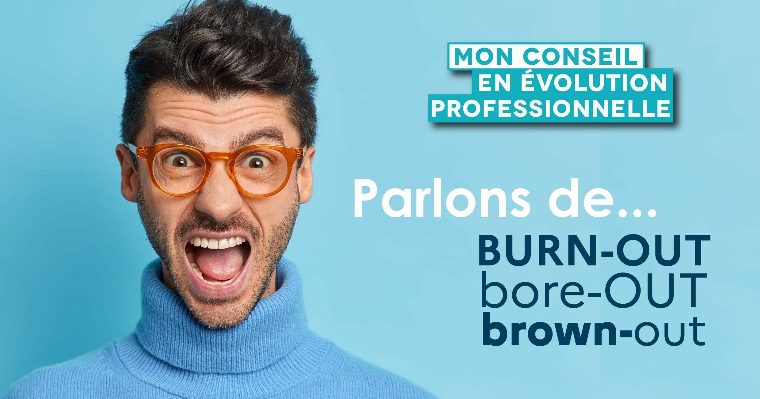 Burn-out, envisagez des solutions avec le conseil en évolution professionnelle